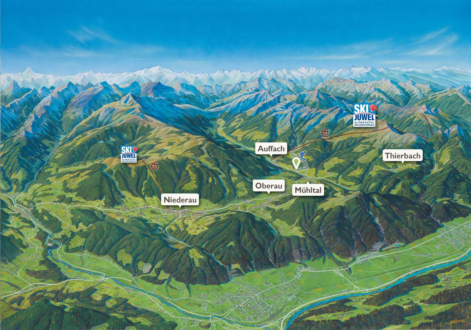 Koch- bzw. Backkurse in Oberau - Wildschnau | Wildschnau